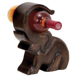 Trumpeting Elephant Wine Holder