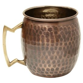 Old Dutch Hammered Copper Moscow Mule Mug II (Set of 4)