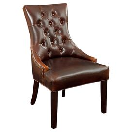Franklin Tufted Side Chair