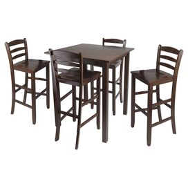 5-Piece Parkland Counter Height Dining Set