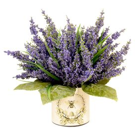 Faux Lavender Heather