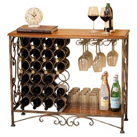 Barolo Wine Console