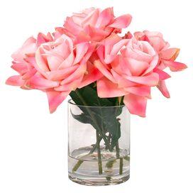 Faux Rose