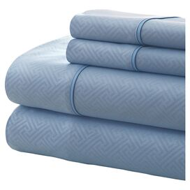 Sheet Set in Light Blue