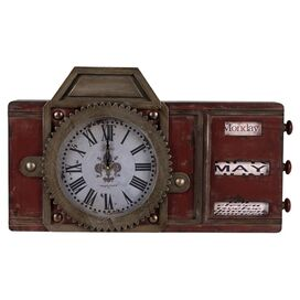 Volga Wall Clock