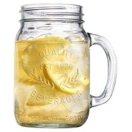 Lansing Mason Drinking Jar