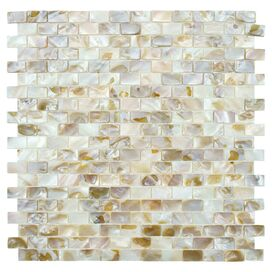 Shore Mosaic Tile (Set of 10)