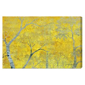 Stone & Lichens Canvas Print, Oliver Gal