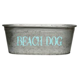 Beach Dog Bucket