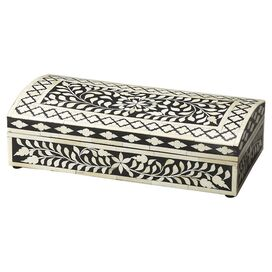 Angelica Bone Trinket Box