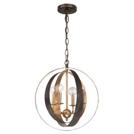 Andrea 4-Light Chandelier