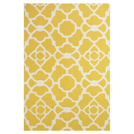 Elizabeth Rug in Yellow