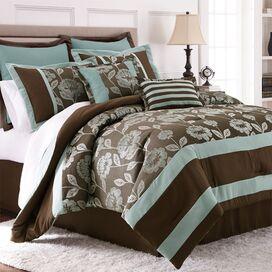 8-Piece Colette Comforter Set