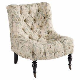 Alexa Tufted Chair