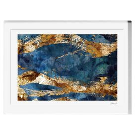 Marea Alta Framed Print, Oliver Gal
