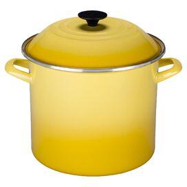 Le Creuset 10-Quart Stock Pot in Soleil