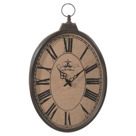 Fairfield Wall Clock