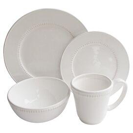 16-Piece Carlie Dinnerware Set