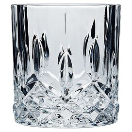 Oxford Crystal Double Old Fashioned Glass (Set of 4)
