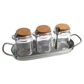 7-Piece Condiment Set