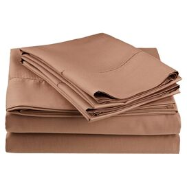 600 Thread Count Sheet Set in Taupe
