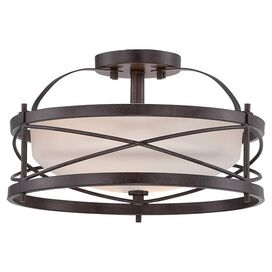 Brittani Semi-Flush Mount