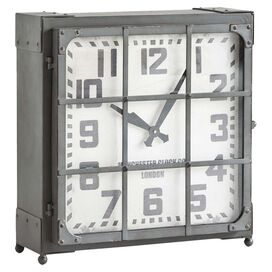 Manchester Table Clock