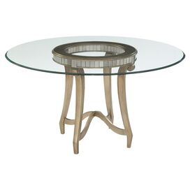 Celine Mirrored Dining Table