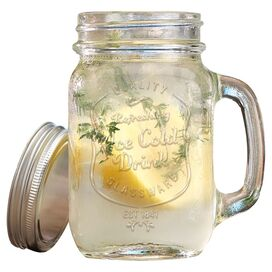 Del Sol Mason Drinking Jar (Set of 4)