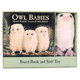 2-Piece Owl Babies Gift Set