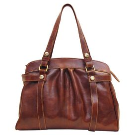 Milano Tote in Brown