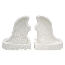 Harmony Wing Bookends