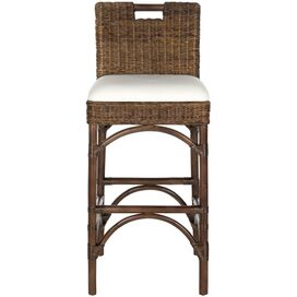 Fremont Bar Stool in Brown