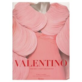 Valentino: Themes and Variations Book