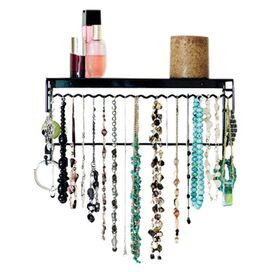 BelleDangles Jewelry Organizer in Black