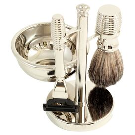 3-Piece Michel Shaving Set