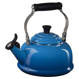 Le Creuset Enamel On Steel 1.8 Qt. Classic Whistling Tea Kettle in Marseille