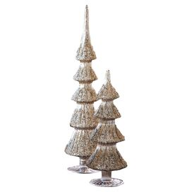 2-Piece Corrine Tree Decor Set