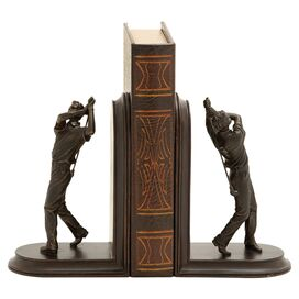Hole in One Bookends