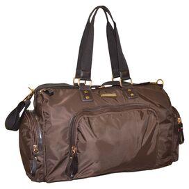 Flora Duffel Bag in Brown