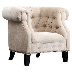 Blair Tufted Accent Chair