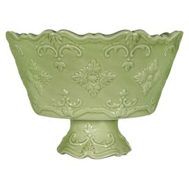 Russo Serving Bowl in Green
