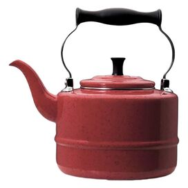 Melia 2-Quart Tea Kettle in Red