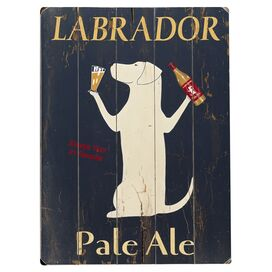 Pale Ale Lab Wall Decor
