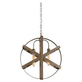 Ezra 3-Light Pendant