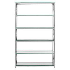 Hayward Mirrored Bookcase