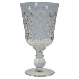 Teardrop Goblet in Clear (Set of 8)