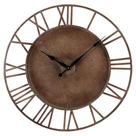 Tiffany Indoor/Outdoor Wall Clock