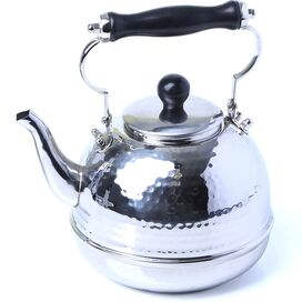 Old Dutch Declan Stainless Steel Tea Kettle