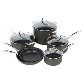 Cuisinart 10-Piece Classic Cookware Set